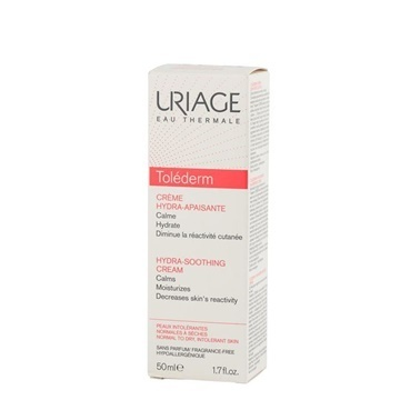 Uriage URIAGE Tolederm Hydra-Soothing Cream 50 ml Renksiz